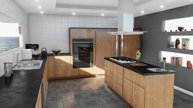 cambiar la encimera de la cocina aparte del precio