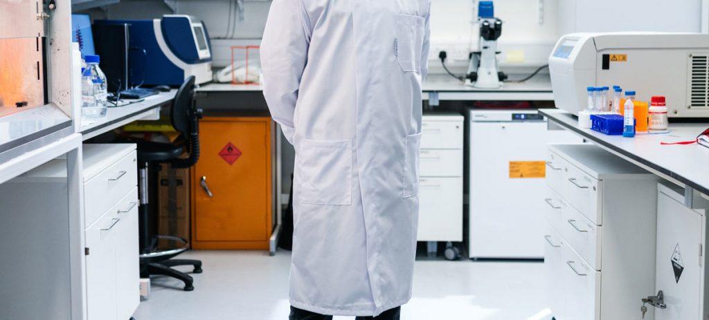Encimeras de Laboratorios